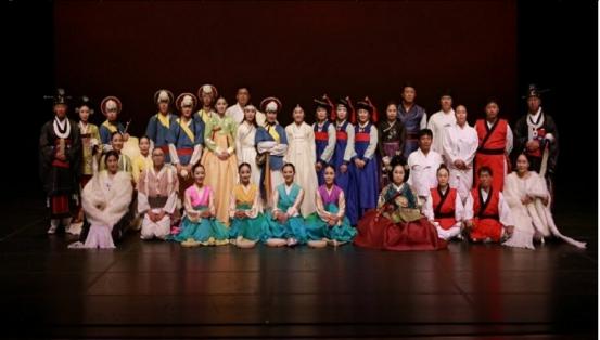 观众招募|中韩文化交流之韩国传统歌舞乐公益展演