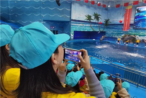 2019年全国水生野生动物保护科普宣传月活动贵州分会场启动仪式启动 旅游 第3张