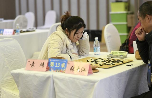 """""""天河潭、青岩古镇杯""""围棋、象棋竞赛在修文桃源河举行"""