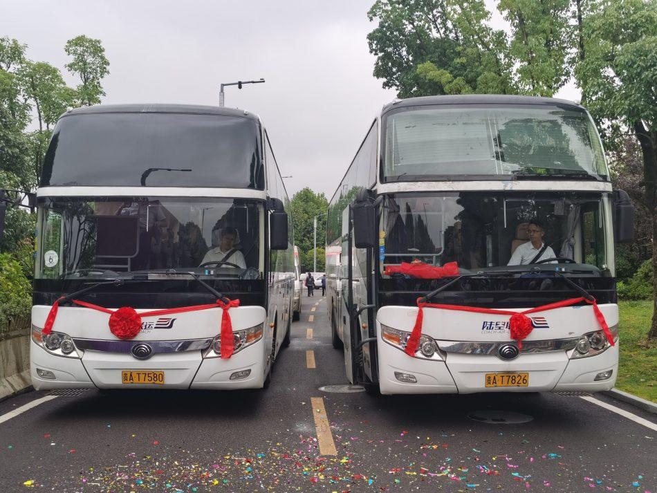 贵阳龙洞堡国际机场至天河潭旅游度假区直通车今日首发 旅游 第4张