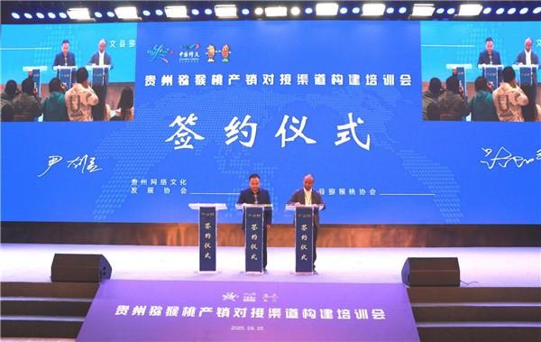"""2020年贵阳""""中国农民丰收节""""贵阳 修文 猕猴桃丰收季 开幕 社会 第2张"""