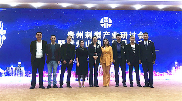 贵州刺梨产业研讨会暨贵州山鼎上新品发布会在贵阳举行 社会 第5张