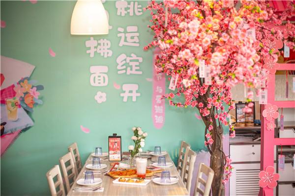 """2021""""恋恋桃花季""""必胜客贵州首家主题餐厅来了 旅游攻略 第12张"""