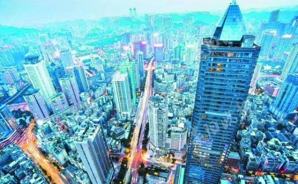 贵阳再登中国百强城市榜单 排名第43位