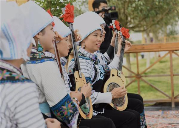 首届毛肚火锅节暨贵州原创音乐会将于11月9日在惠水县妙田吉市生态农场举行 旅游 第3张