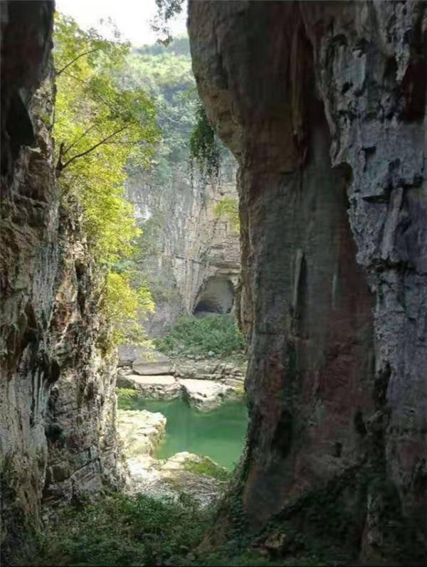 黔西皮家河国际生态旅游度假项目启动 致力打造国家5A级风景区 旅游 第4张
