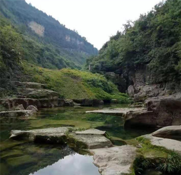 黔西皮家河国际生态旅游度假项目启动 致力打造国家5A级风景区 旅游 第6张
