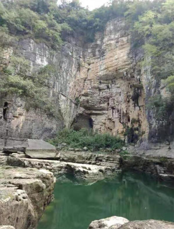 黔西皮家河国际生态旅游度假项目启动 致力打造国家5A级风景区 旅游 第8张