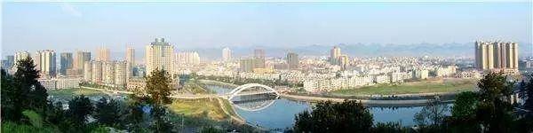 """全国 200 个小城上榜,贵州道真入围""""百佳深呼吸小城"""""""