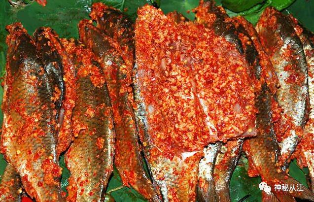 从江不仅拥有丰富的旅游资源,美食也让人垂涎三尺!