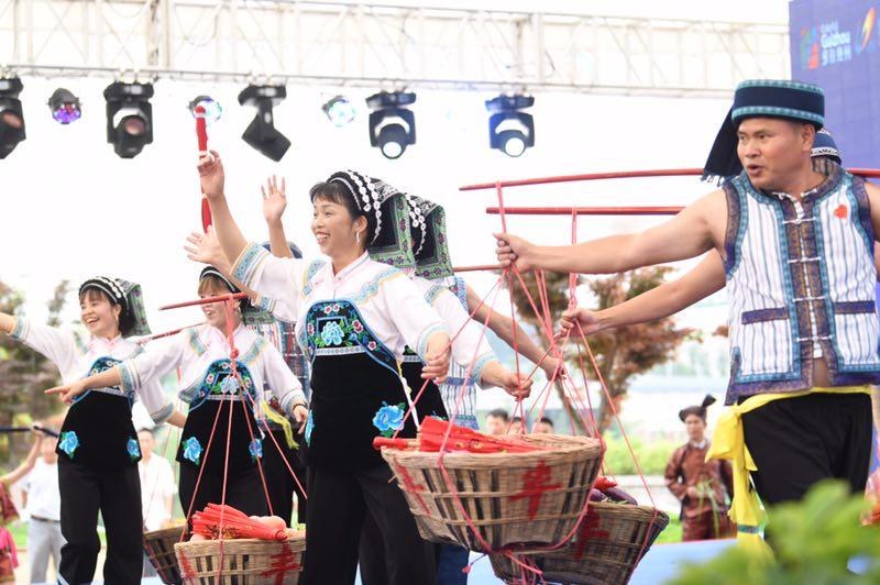 """《""""2020文化和自然遗产日多彩贵州非遗购物节暨非遗周末聚""""6月13日举行》"""