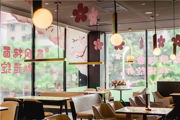 """2021""""恋恋桃花季""""必胜客贵州首家主题餐厅来了 旅游攻略 第14张"""