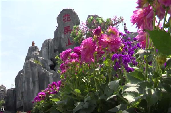 """五一假期去这里!镇宁自治县天纯花果山""""农旅融合示范园""""开园了 旅游 第2张"""