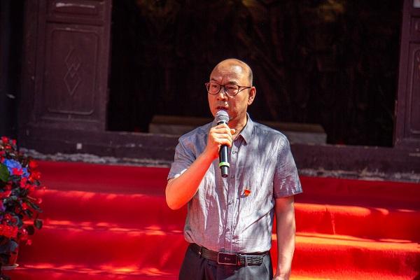 首部反映长征时期中共贵州省工委地下斗争院线电影《征程之星火》正式开机 娱乐 第5张