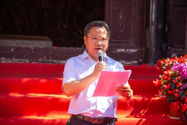 首部反映长征时期中共贵州省工委地下斗争院线电影《征程之星火》正式开机 娱乐 第4张