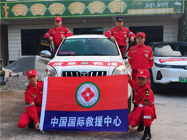 贵州省救援总队救灾物资连夜发车 驰援河南 公益 第3张